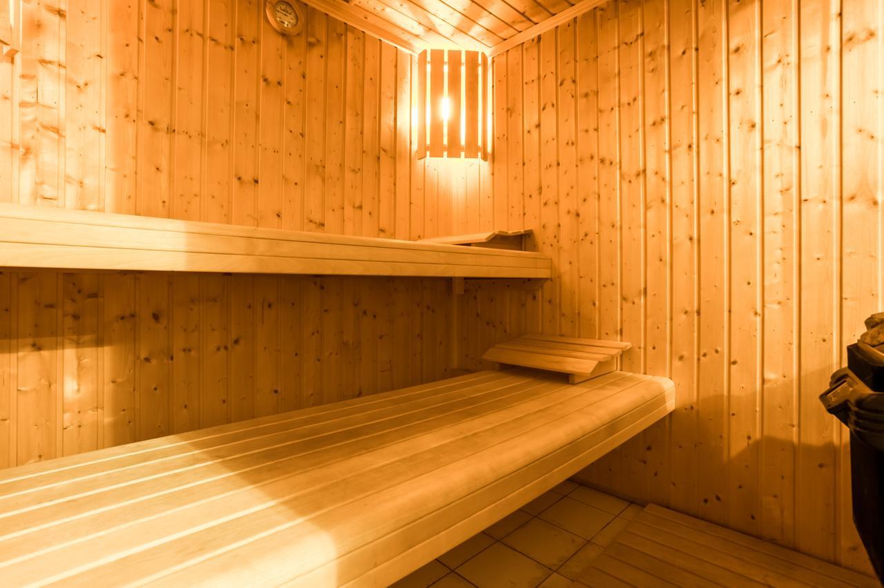 Sauna La Résidence Paris