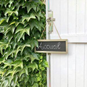 Accueil Porte Vaujoly