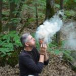 Activité Man VS Wild séminaire cohésion teambuilding forêt survivalisme