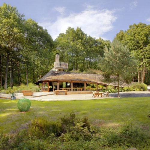 La Roche Couloir extérieur nature forêt