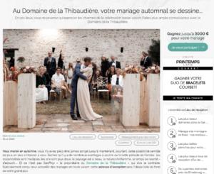 Zankyou Article Thibaudiere